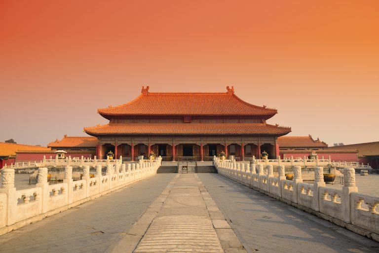 Circuit en Chine