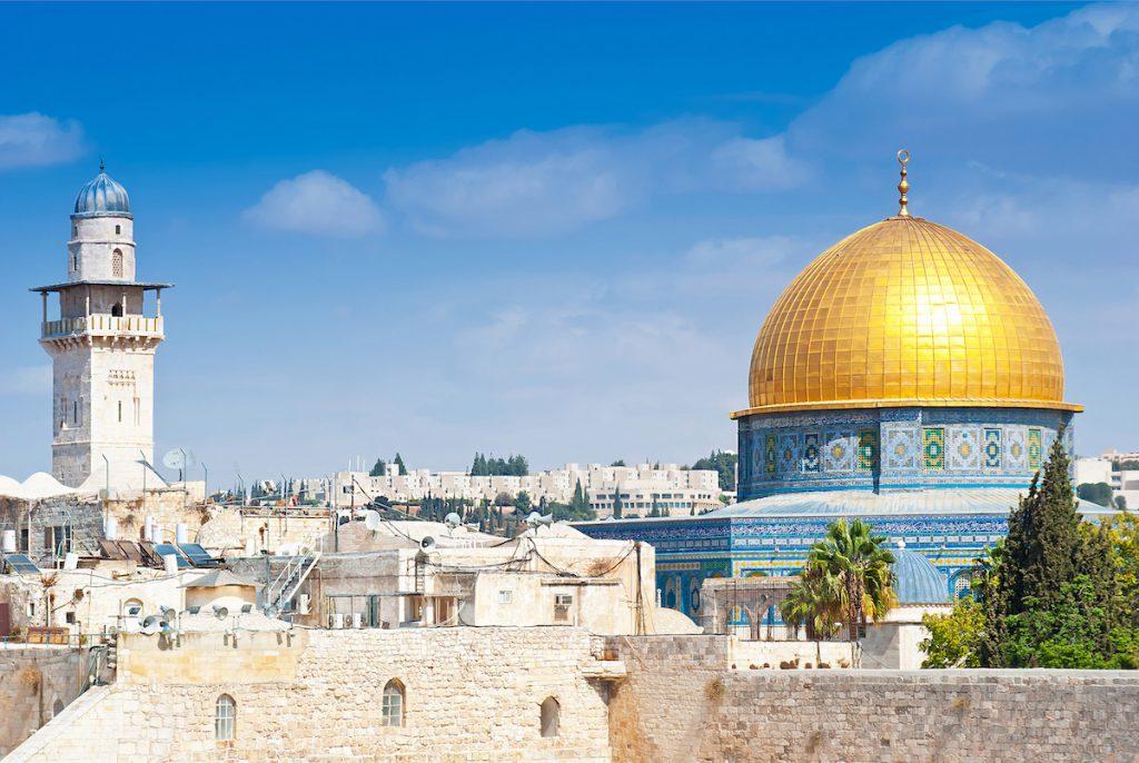 voyager à Israel