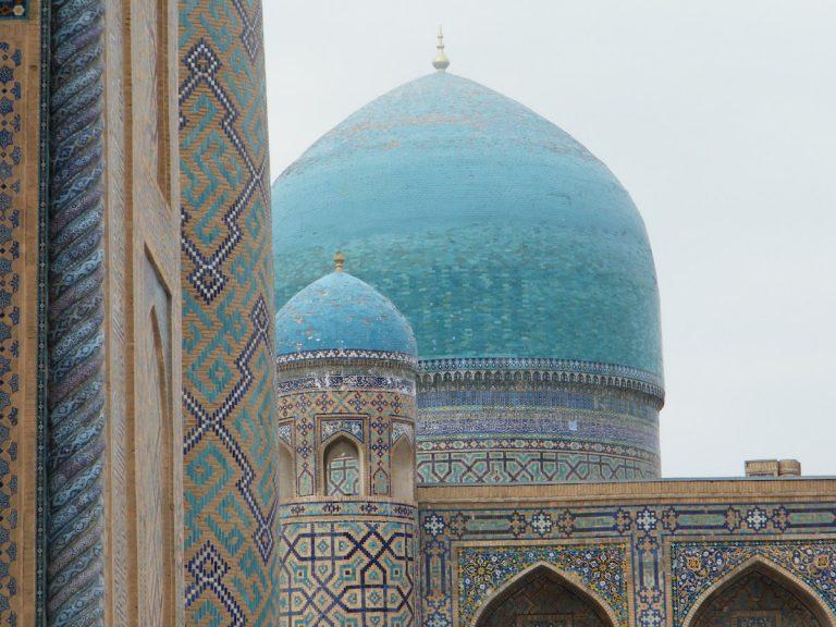 Voyage en Ouzbekistan