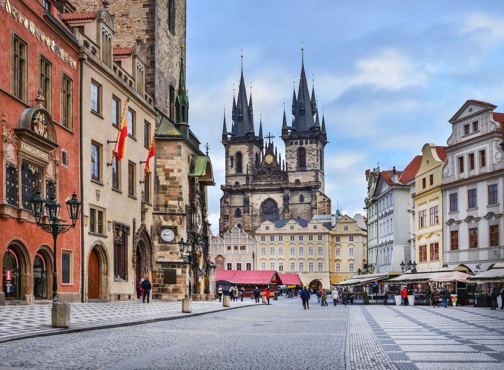 Préparer son voyage en république Tchèque